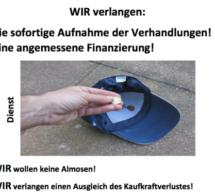 """""""Die Schnauze voll"""""""