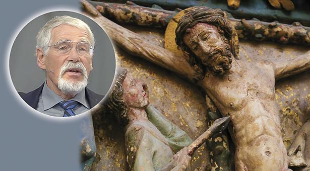 Hat Jesus die Kreuzigung überlebt?