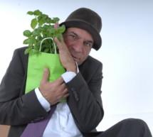 Comedian Peter Shub