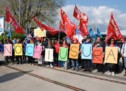 Metro wegen Streiks geschlossen