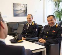 Neuer Straßenpolizei-Chef