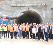Tunnel angestochen