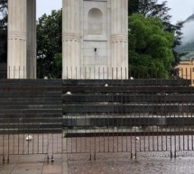 Bröckelndes Denkmal