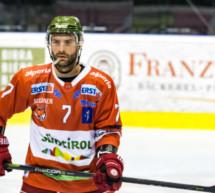 Catenacci bleibt in Bozen