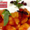 Gnocchi mit Büffelmozzarella