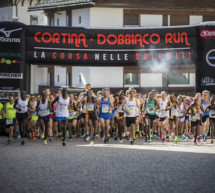 Der Cortina-Toblach-Run