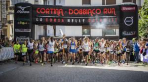 Der Cortina-Toblach-Run