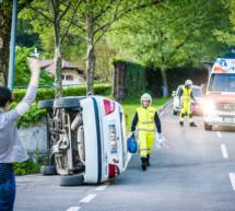 Was tun bei einem Unfall?
