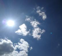 Hohe Ozonwerte