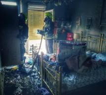 Balkonbrand in Meran