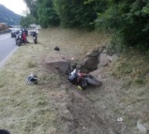 Junger Motorradfahrer tot