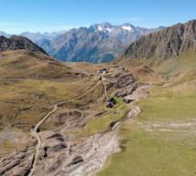 Das Bergwerk am Schneeberg