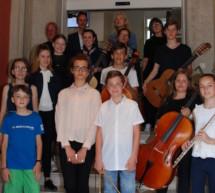 Erfolgreiche Musikschüler