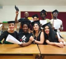 Diplom für Flüchtlinge