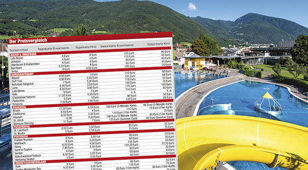 Der Schwimmbäder-Report