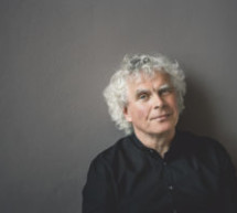Sir Simon Rattle in Meran