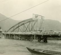 Lichter auf der Brücke