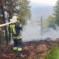 Waldbrand in Gröden