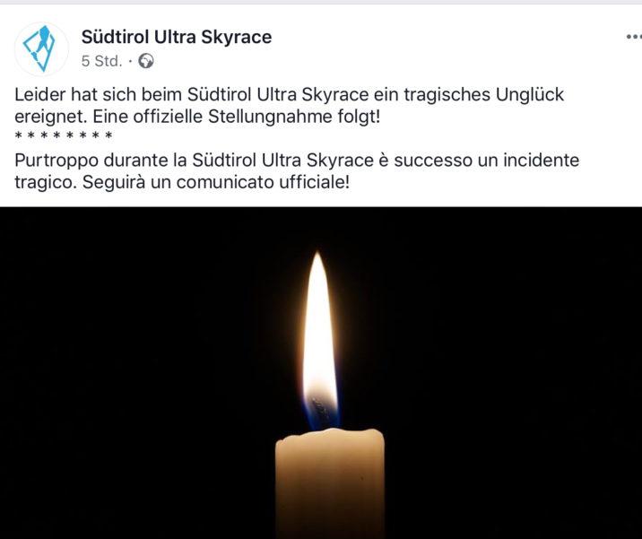 Ultra Skyrace: Norwegerin verstirbt nach Blitzschlag im Krankenhaus