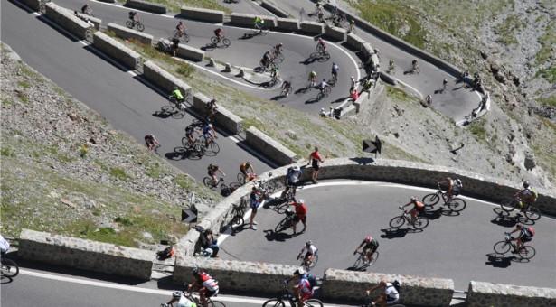 Der Stilfserjoch-Radtag