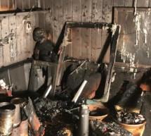 Wohnungsbrand in Gmund