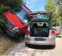 Verkehrsunfall in Passeier