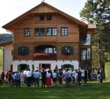 Das neue Waldhaus
