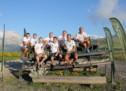 Biathlon-Stars auf der Seiser Alm