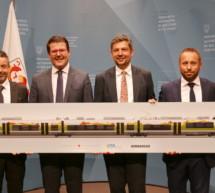Sieben neue Züge