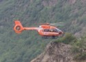 Unfall am Klettersteig