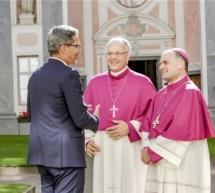 LH gratuliert Bischof