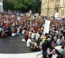 Der Klima-Protest