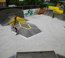 Neuer Skatepark