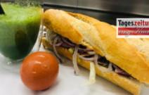 Thunfisch-Baguette