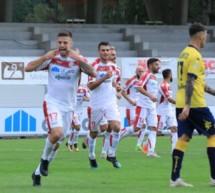 Sieg gegen Modena