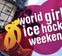 Eishockey-Tag für Mädchen