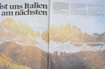 """Das Alto Adige in der """"Bild"""""""