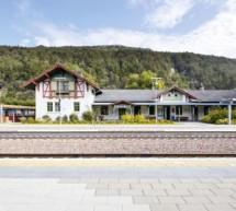 Renaissance der Bahnhöfe