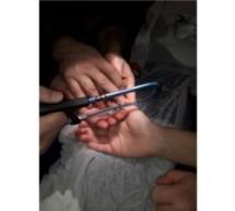 Geschwollener Finger