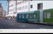 Die 200-Millionen-Tram