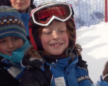 Der verhinderte Skistar