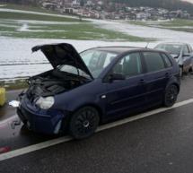 Crash in Percha