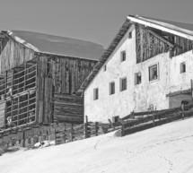 Annibale Salsa über alpine Kulturlandschaft