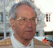 Priester verstorben