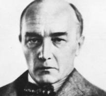 Oberleutnant Robert Musil