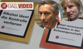 """""""Alkohol zerstört Familien"""""""