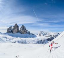 Der Drei Zinnen Ski Raid