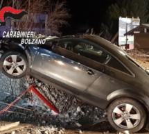 Das ist das Unfall-Auto
