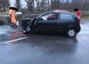 Unfälle wegen Blitzeis