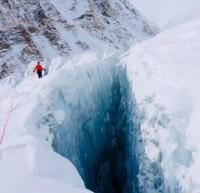"""""""In ein 20 Meter tiefes Loch gestürzt"""""""